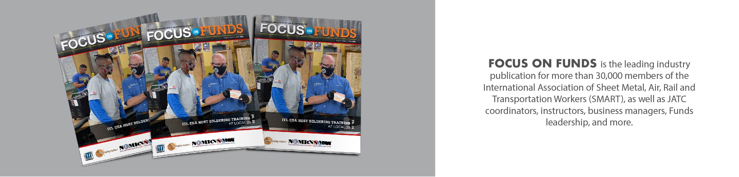 Focus On Funds slide